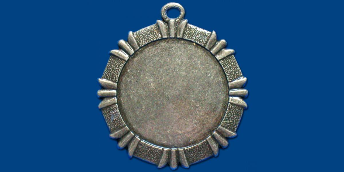 Μετάλλια ΜΤ607 Φ70 2 χρώματα