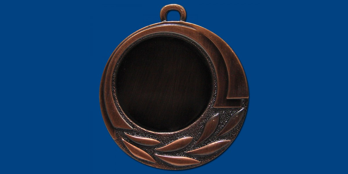 Μετάλλια ΜΤ164 Φ40 σε 3 χρώματα