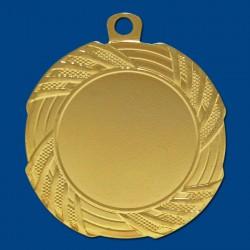 Μετάλλια ΜΤ170 Φ40, σε 3 χρώματα