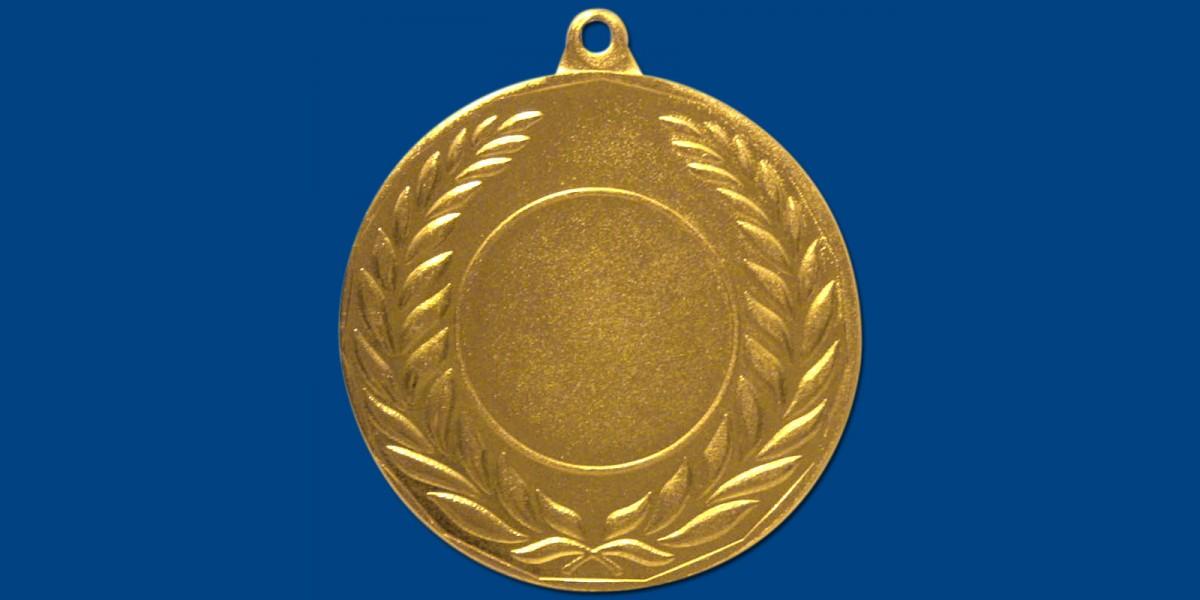 Μετάλλια ΜΤ173 Φ50 σε 3 χρώματα