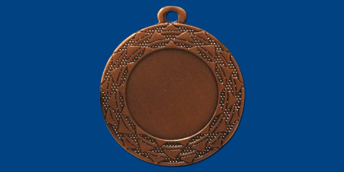 Μετάλλια ΜΤ174 Φ40 3 χρώματα