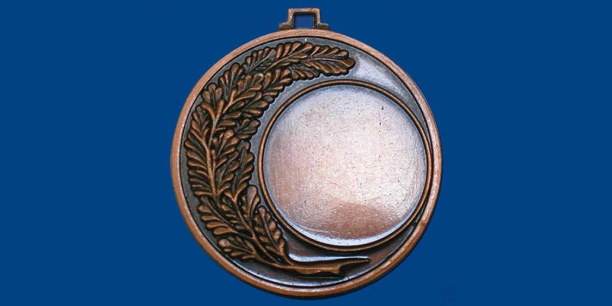 Μετάλλια ΜΤ106 Φ45 3 χρώματα