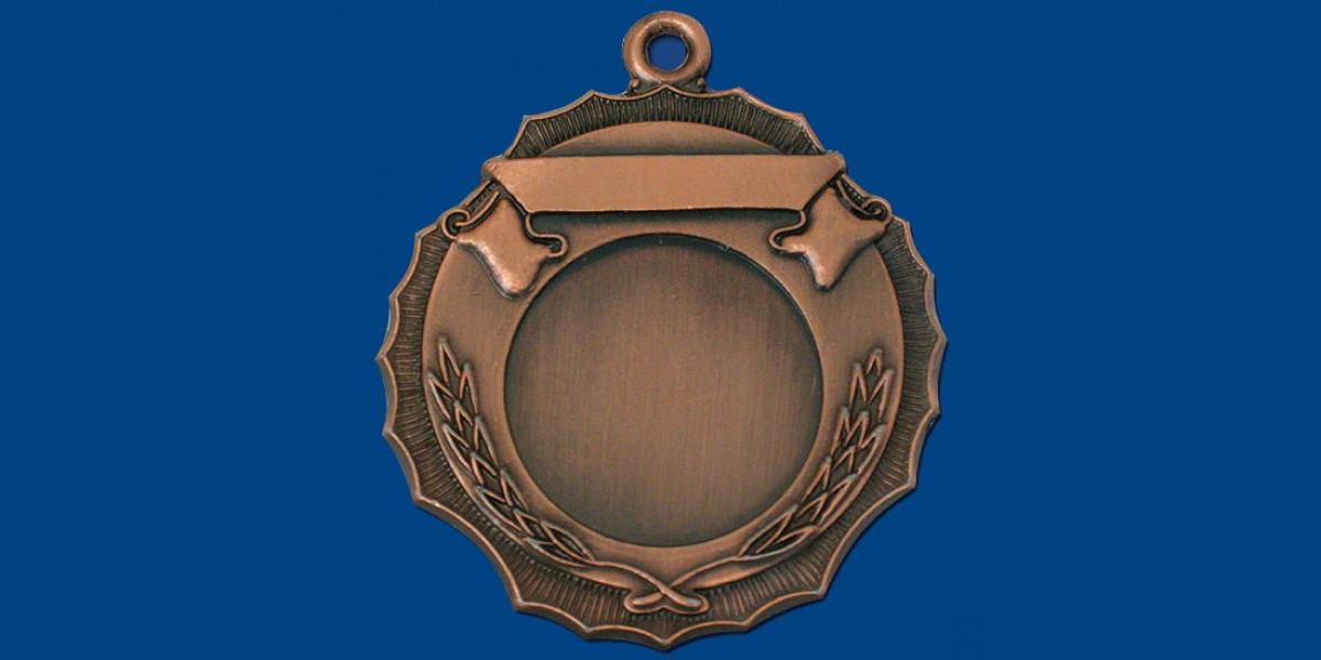 Μετάλλια ΜΤ107 Φ45 3 χρώματα