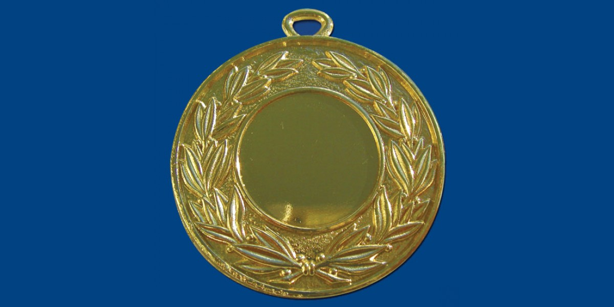 Μετάλλια ΜΤ118 Φ50 2 χρώματα
