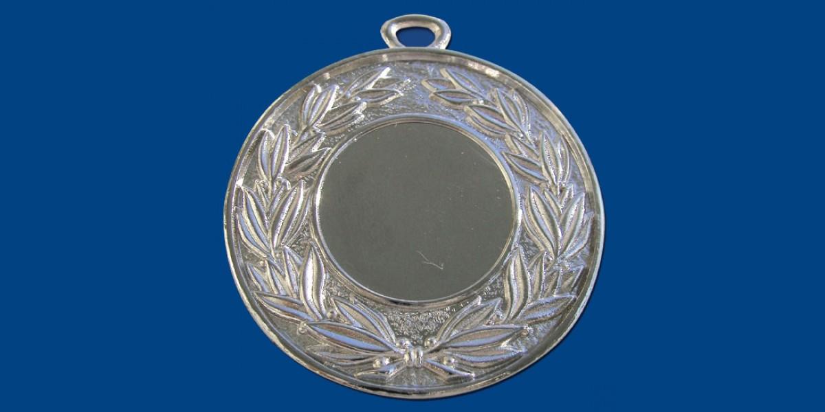 Μετάλλια ΜΤ118 Φ50 σε 2 χρώματα