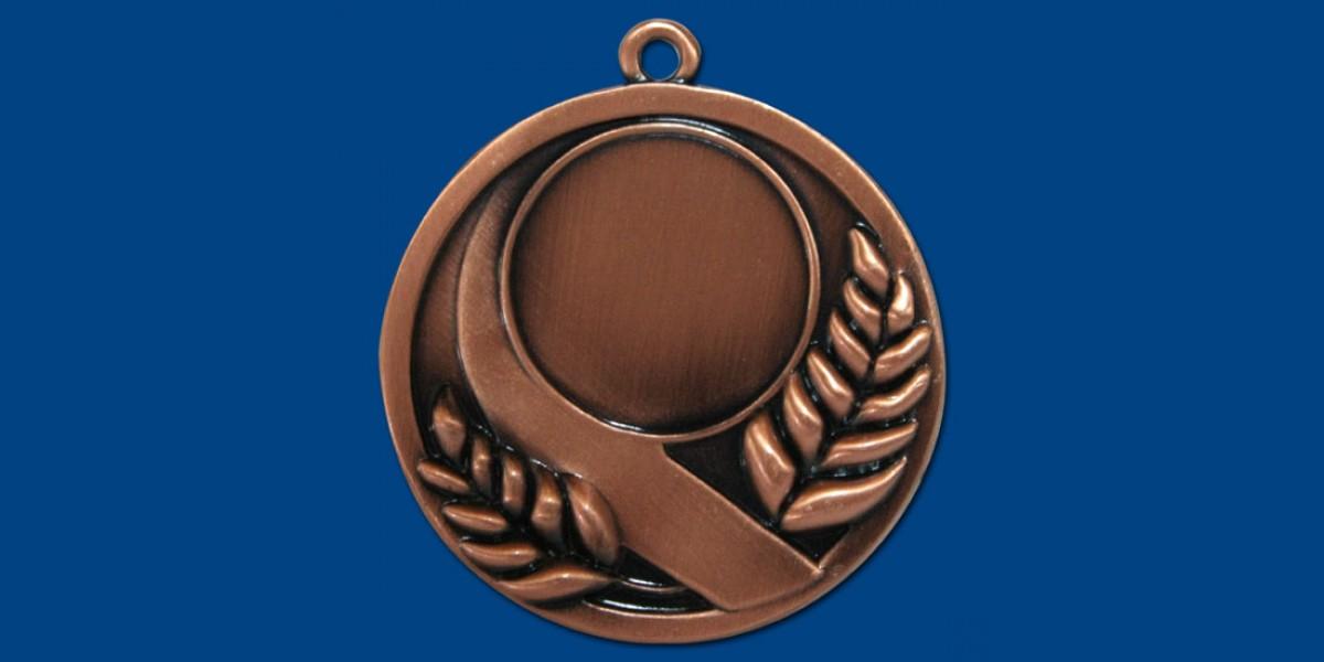 Μετάλλια ΜΤ123 Φ50 2 χρώματα