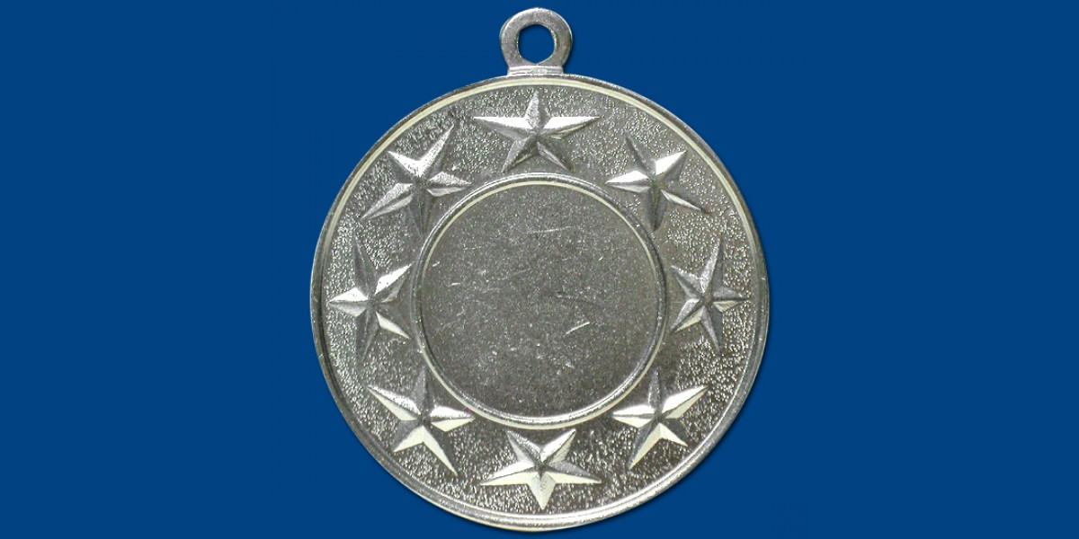 Μετάλλια ΜΤ124 Φ50 3 χρώματα