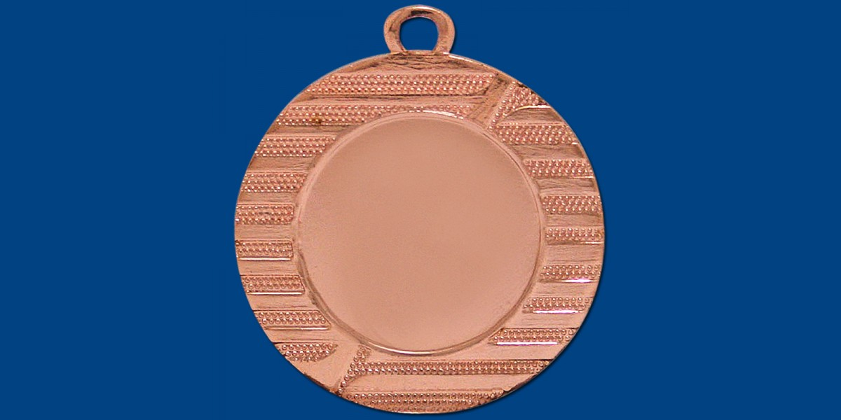 Μετάλλια ΜΤ155 Φ40 3 χρώματα