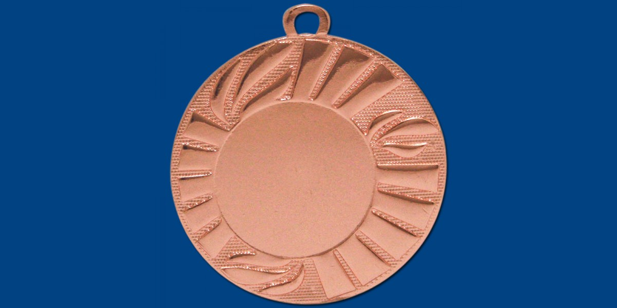Μετάλλια ΜΤ156 Φ45 3 χρώματα