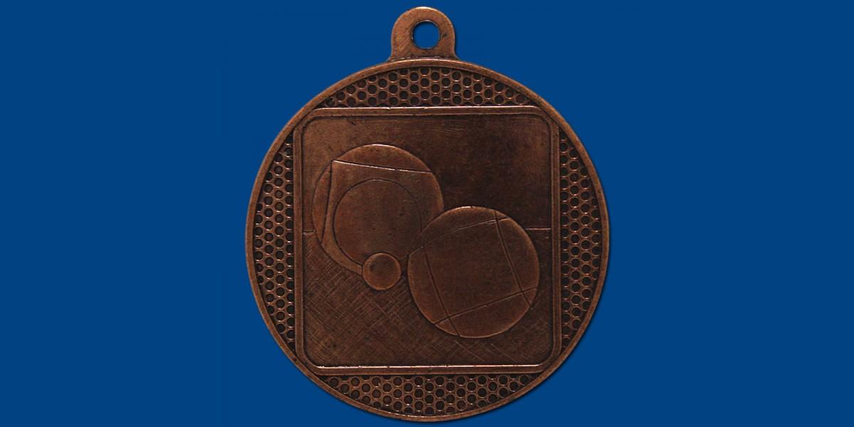 Μετάλλια ΜΤ523 Φ45 σε 3 χρώματα