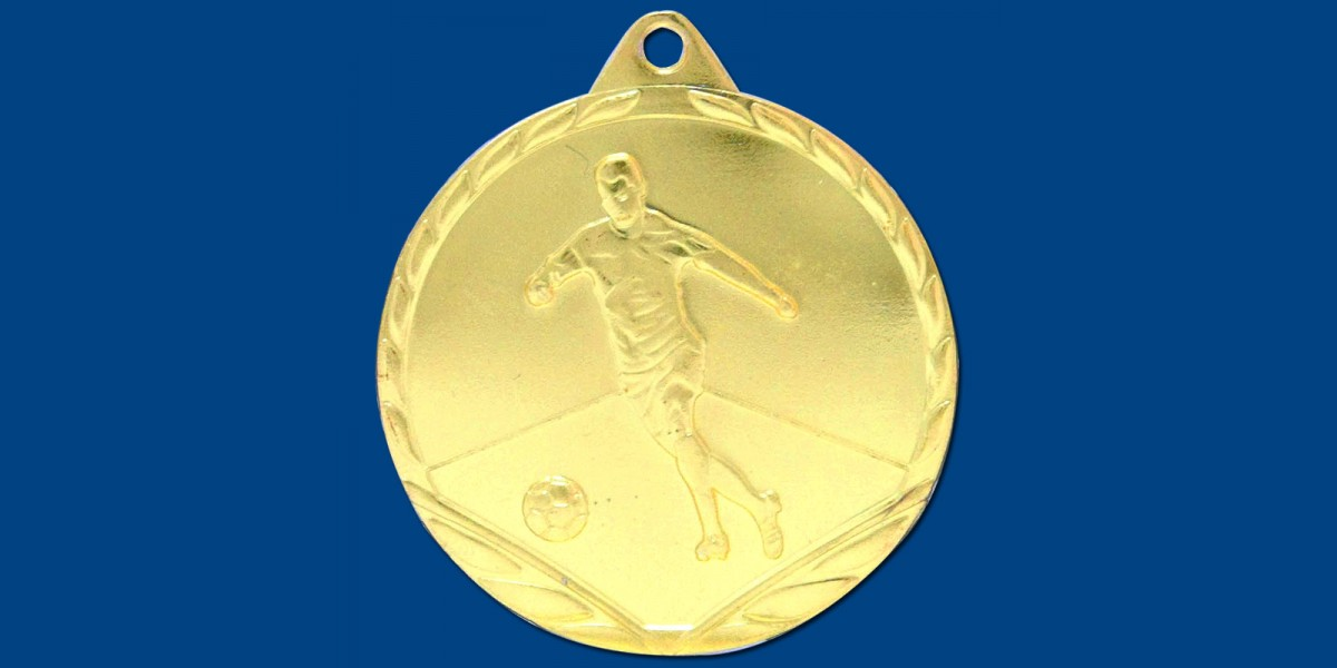 Μετάλλια ΜΤ514 Φ45 3 χρώματα